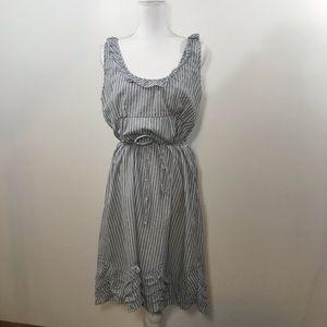 Converse One Star Striped Dress - Size 14